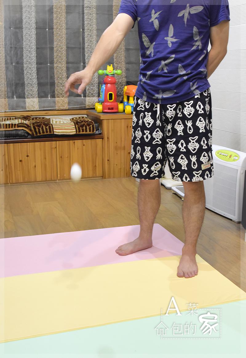 嬰兒遊戲墊心得-AMOR 多功能折疊遊戲地墊